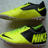 Nike Bomba II - adidasi originali barbati, ghete fotbal Nike!, Marime: 42, Culoare: Galben, Teren sintetic: 1