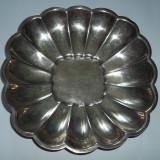Fructiera metal argintat CESA 1882 - Metal/Fonta