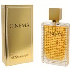 Yves Saint Laurent Cinéma EDP 50 ml pentru femei - Parfum femeie Yves Saint Laurent, Apa de parfum