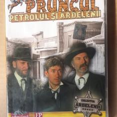 PRUNCUL PETROLUL SI ARDELENII, DVD, STARE FOARTE BUNA FARA ZGARIETURI - Film Colectie, Romana