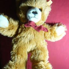 Ursulet din plus marca Steiff, seria 019234, h=28 cm - Jucarii plus
