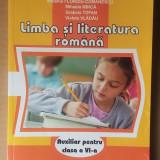 LIMBA SI LITERATURA ROMANA CLASA A VI A, MANUAL AUXILIAR, CRASAN, COMANESCU - Manual scolar, Clasa 6