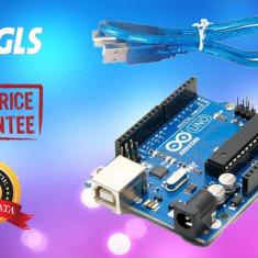Placa dezvoltare Arduino UNO R3 Atmega328P + Cablu USB | FACTURA | GARANTIE