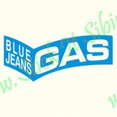 Blue Jeans Gas-Model 1_Tuning Moto_Cod: MST-116_Dim: 15 cm. x 6.4 cm.