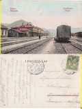 Brasov, Kronstadt  -Gara, tren-  rara