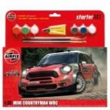 Kit Airfix 55304 Mini Countryman WRC scara 1:32 - Jocuri Seturi constructie