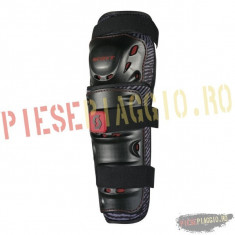 Protectii genunchi Profesionale Scott MX , culoare negru/rosu PP Cod Produs: 2177750001AU