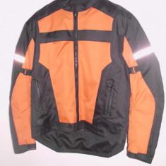MXE Geaca moto/atv textil, culoare negru/ portocaliu Cod Produs: MX510 - Imbracaminte moto