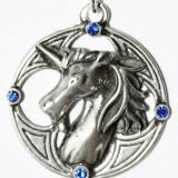 Pandantiv celtic Unicorn - Pandantiv fashion