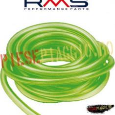Furtun benzina 4x7 ciclomotor verde (rola 5 metri, pret pe 1m) PP Cod Produs: 121690031RM - Furtun benzina Moto