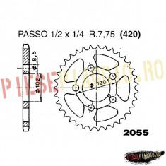 Pinion spate Z47 420 Aprilia RS50 LC PP Cod Produs: 7276108MA - Pinioane transmisie Moto