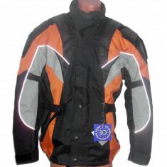 MXE Geaca ATV/Enduro cu cprotectii, culoare negru/portocaliu Cod Produs: MX5002 - Imbracaminte moto