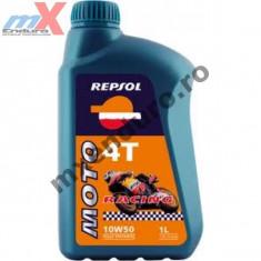 MXE Ulei Repsol Racing 4T 5W40 4L Cod Produs: 004278 - Ulei motor Moto