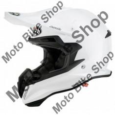 MBS Casca motocross Airoh Terminator 2.1 Color, alb, XL=61-62, Cod Produs: T214XLAU
