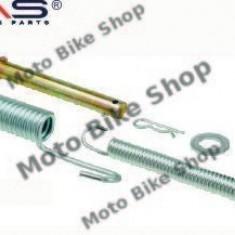 MBS Kit bolt+arcuri cric Aprilia, Cod Produs: 121619010RM - Cabluri Moto