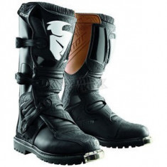 MXE Cizme ATV / Enduro Thor Blitz culoare neagra Cod Produs: 34101066PE - Cizme Moto