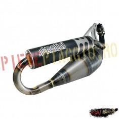 Toba racing Aprilia/Minarelli/Yamaha orizontal LC PP Cod Produs: 2000289PO - Toba esapament Moto