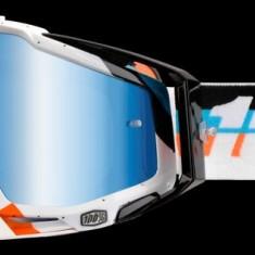 MXE Ochelari cross/enduro 100% Max Martini lentila colorata Cod Produs: 26011809PE - Ochelari moto