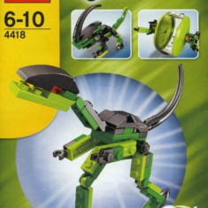 Lego 4418 Dino Pod - LEGO Creator