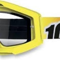 MXE Ochelari cross/enduro 100% Sunny Days lentila clara Cod Produs: 26011517PE - Ochelari moto