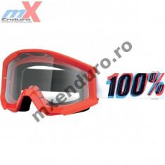 MXE Ochelari cross/enduro copii 3D lentila clara Cod Produs: 26011796PE - Ochelari moto