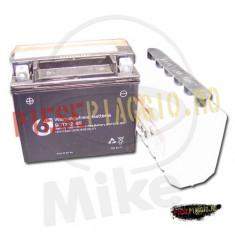 Baterie moto + electrolit 12V10AH / YTX12-BS / 6-ON PP Cod Produs: 7079171MA