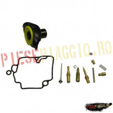 Kit reparatie carburator+membrana GY6-50 PP Cod Produs: 1202231 - Kit reparatie carburator Moto