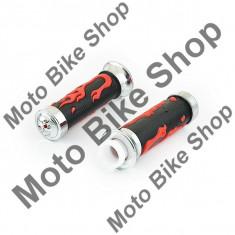 Set mansoane ghidon moto-cauciuc PP Cod Produs: MBS170103 - Mansoane Moto