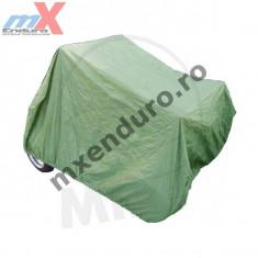 MXE Prelata ATV impermeabila kaki 251x125x85 cm (marime XL) Cod Produs: 7115678MA - Husa moto Airoh