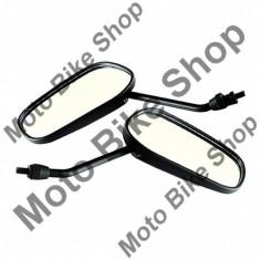 Set oglinzi negre, M8 PP Cod Produs: MBS180232 - Oglinzi Moto