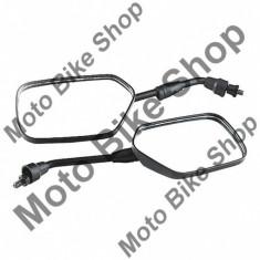 Set oglinzi negre, M8 PP Cod Produs: MBS180206 - Oglinzi Moto