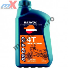 MXE Ulei Repsol Off Road 4T 10W40 1L Cod Produs: 002977 - Ulei motor Moto