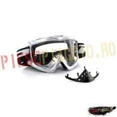 Ochelari ProGrip Basic Line 3301, gri/argintiu PP Cod Produs: 7120603MA