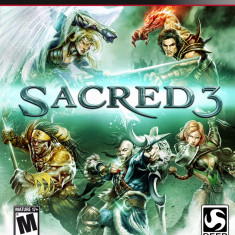 PS3 - Sacred 3 - Assassins Creed 4 PS3 Ubisoft