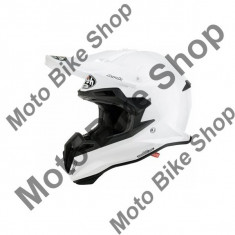 MBS Casca motocross Airoh Terminator 2.1 Color, alb, Xxl=63-64, Cod Produs: T2142XLAU