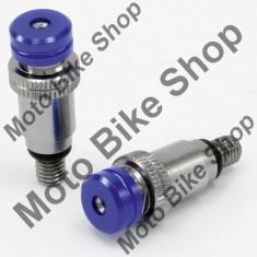 MBS GABELENTLUFTUNGSVENTIL KTM/HUSKY, blau, 15/248, Cod Produs: DF914102AU - Furca Moto