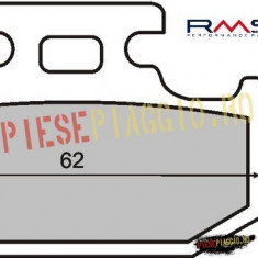 Placute frana (Kevlar) Suzuki RM 250 '91-'95 PP Cod Produs: 225101181RM - Piese electronice Moto