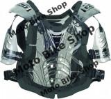 """MBS Protectie corp """"Polisport"""" XP 2 Junior, culoare negru/argintiu, Cod Produs: 7160633MA"""