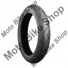 MBS S20 F 130/70ZR16 (61W) TL, BRIDGESTONE, EA, Cod Produs: 03010406PE - Anvelope moto