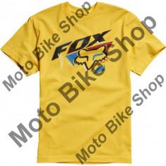 MBS FOX KINDER T-SHIRT JUMPBACK, yellow, KM, 15/037, Cod Produs: 03592005MAU
