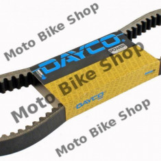 MBS Curea transmisie 765x17, 5x8, 0 Dayco-Kevlar Peugeot Squab/Speedfight, Cod Produs: 163750162RM - Curea transmisie moto