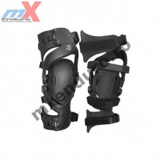 MXE Orteza genunchi Asterisk Cell II culoare negru Cod Produs: ASCY - Protectii moto
