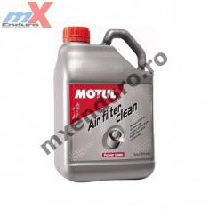 MXE Motul air filter clean 5L Cod Produs: 239026 - Produs intretinere moto