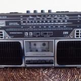 Radio casetofon ITT Intercontinental 110