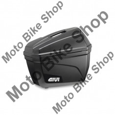 MBS GIVI SEITENKOFFERSET E22, schwarz, set=2Stk, 15/207, Cod Produs: E22NAU - Top case - cutii Moto