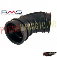 Racord carburator - filtru aer Piaggio/Gilera PP Cod Produs: 100620040RM - Galerie Admisie Moto