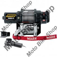 MBS Troliu 3000LB(1360kg) W/SYN RP MSE Moose Utility, Cod Produs: 45050482PE - Accesoriu ATV