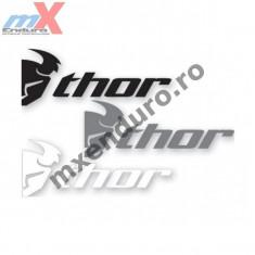 MXE Sticker Thor Slant Die-Cut Cod Produs: 43200672PE - Stikere Moto
