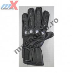 MXE Manusi moto piele Dosondi culoare negru Cod Produs: RX3MAU