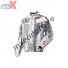 MXE Geaca ploaie Scott culoare alba Cod Produs: 220914-0060 - Imbracaminte moto